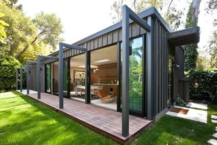 Shipping Container Granny flats