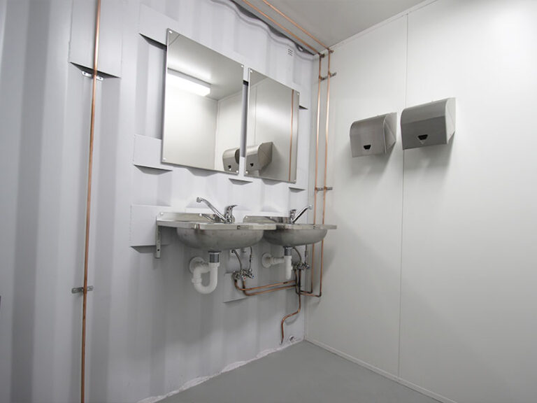 double-sink