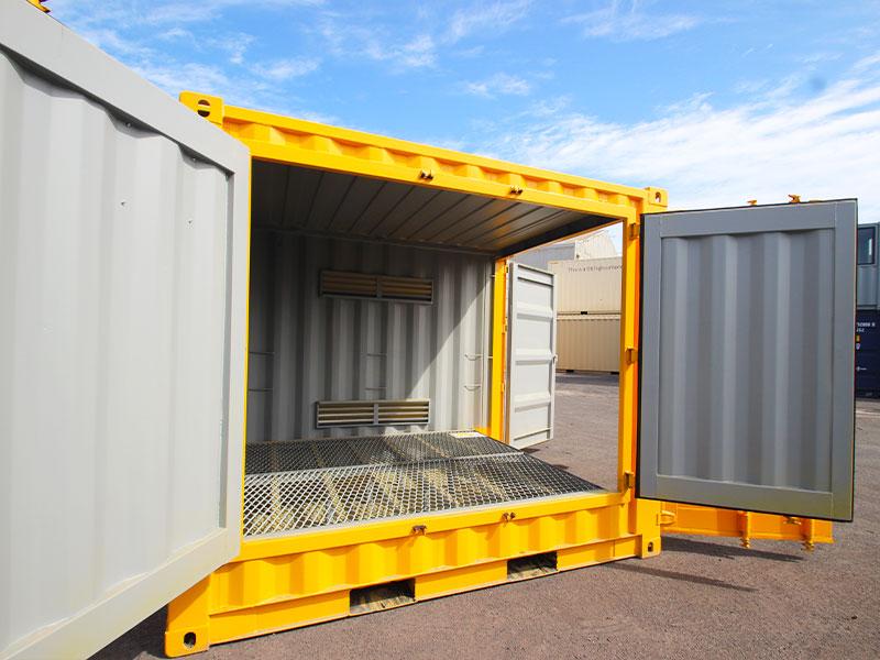 Dangerous Goods Container