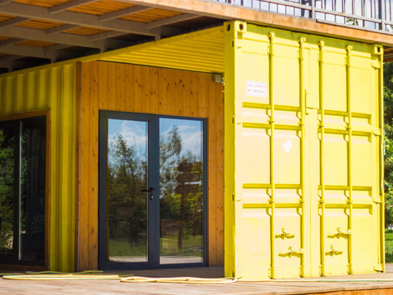 Bright-Container-Home