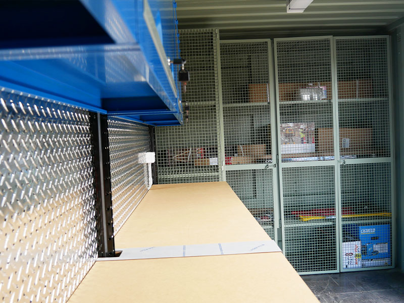 Portable Workshop Shipping Container