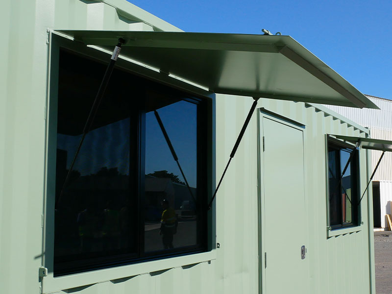 Office-Awning