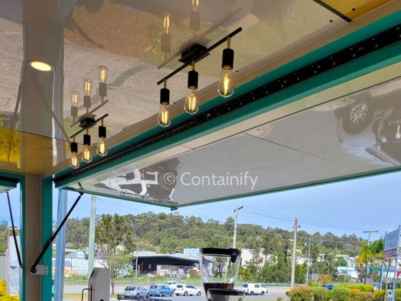 Shipping Container Cafe Brisbane