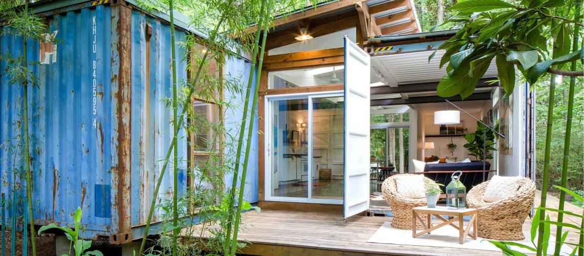 shipping container tiny house 2